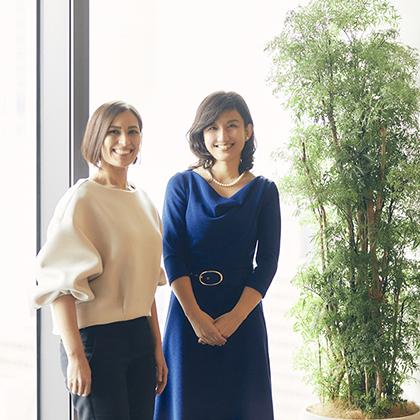 世界と日本の企業をつなぐ。TrustedとCICの虎ノ門発イノベーション